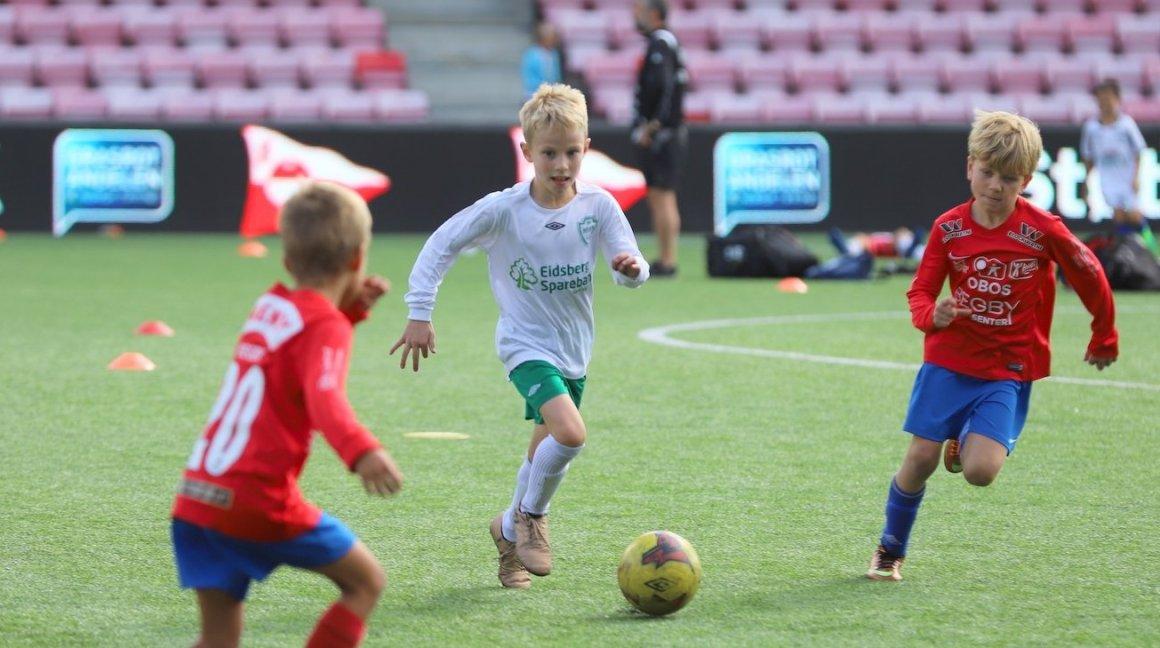 Husk påmelding til Fredrikstad Energi 5'er Cup i august!