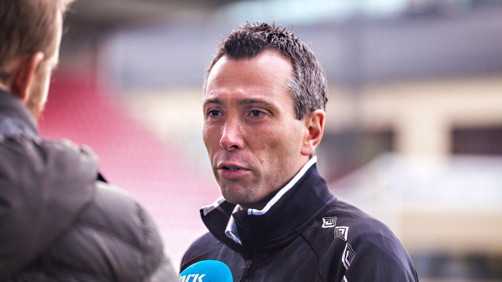 Andrea Loberto presentert som ny hovedtrener i FFK