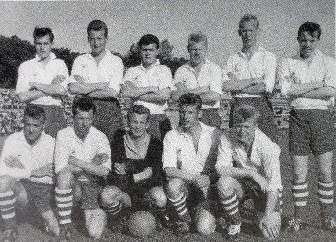 FFK seriefinale 1960