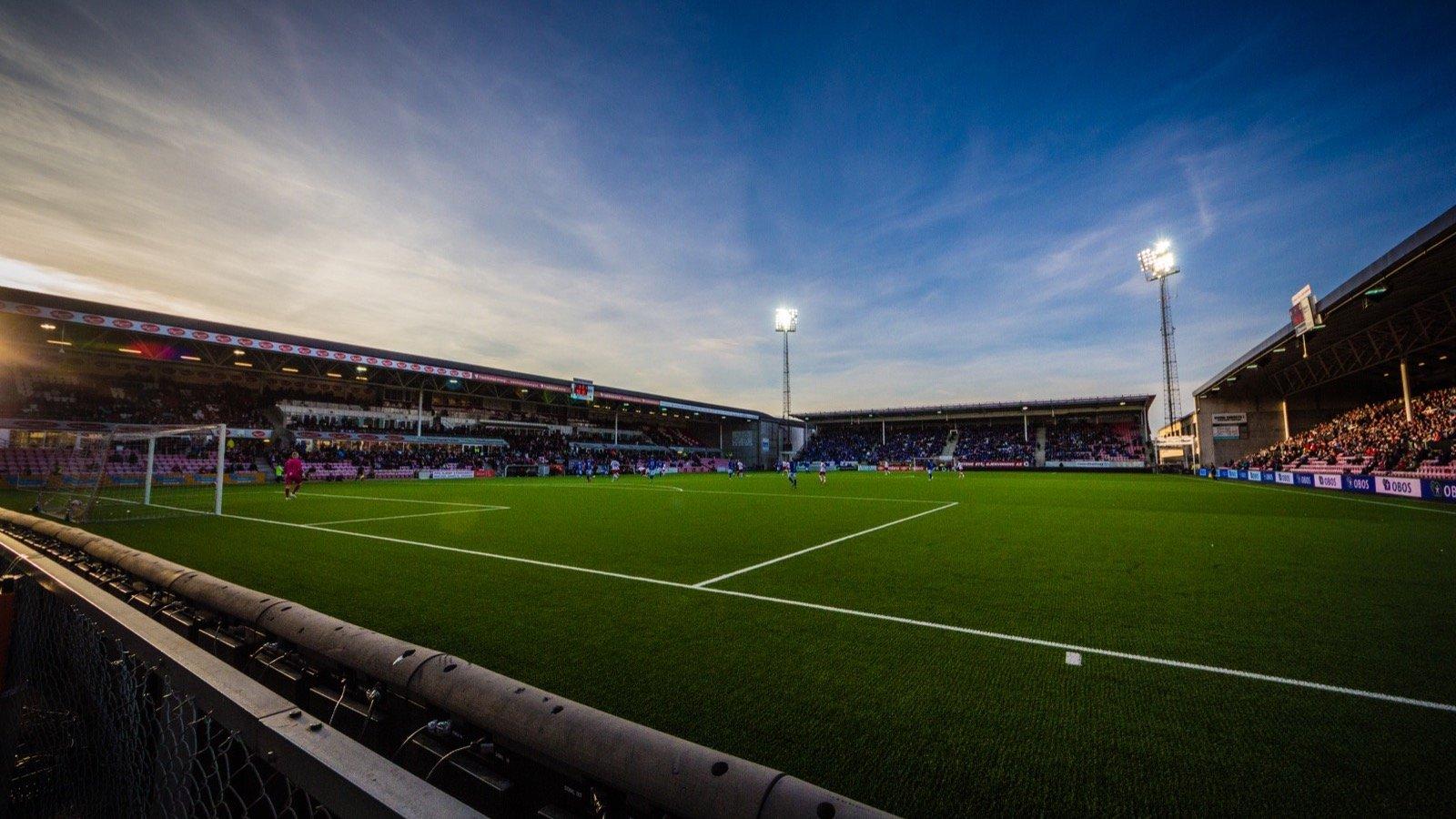 FFK - Sarpsborg 08 - NM Cup, stadion