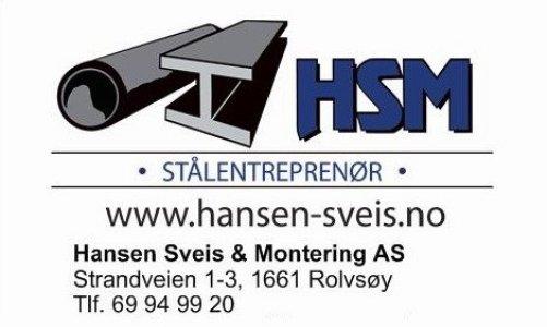 Hansen Sveis & Montering
